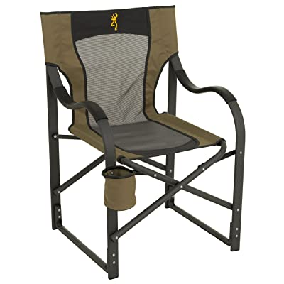 Browning Camping Camp Chair : Aluminum Camping Chairs : Sports & Outdoors