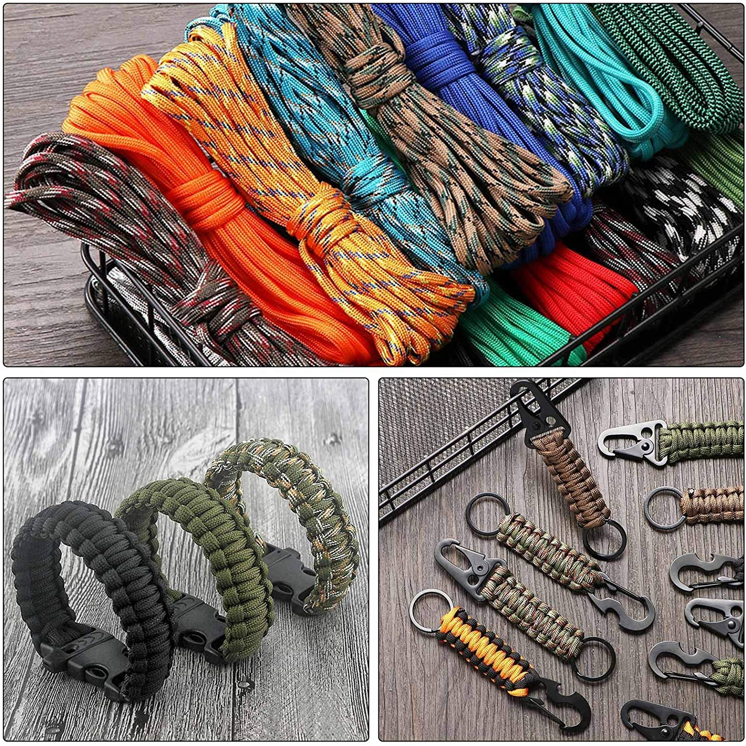 Details about  /Knotter Tools 12PCS Stainless Steel FID Paracord FID Set with Marlin Spike