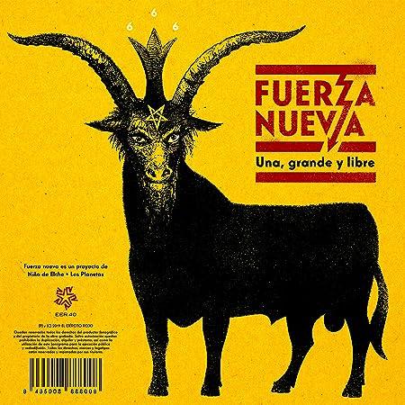 Una Grande y Libre : Fuerza Nueva, Fuerza Nueva: Amazon.es: Música