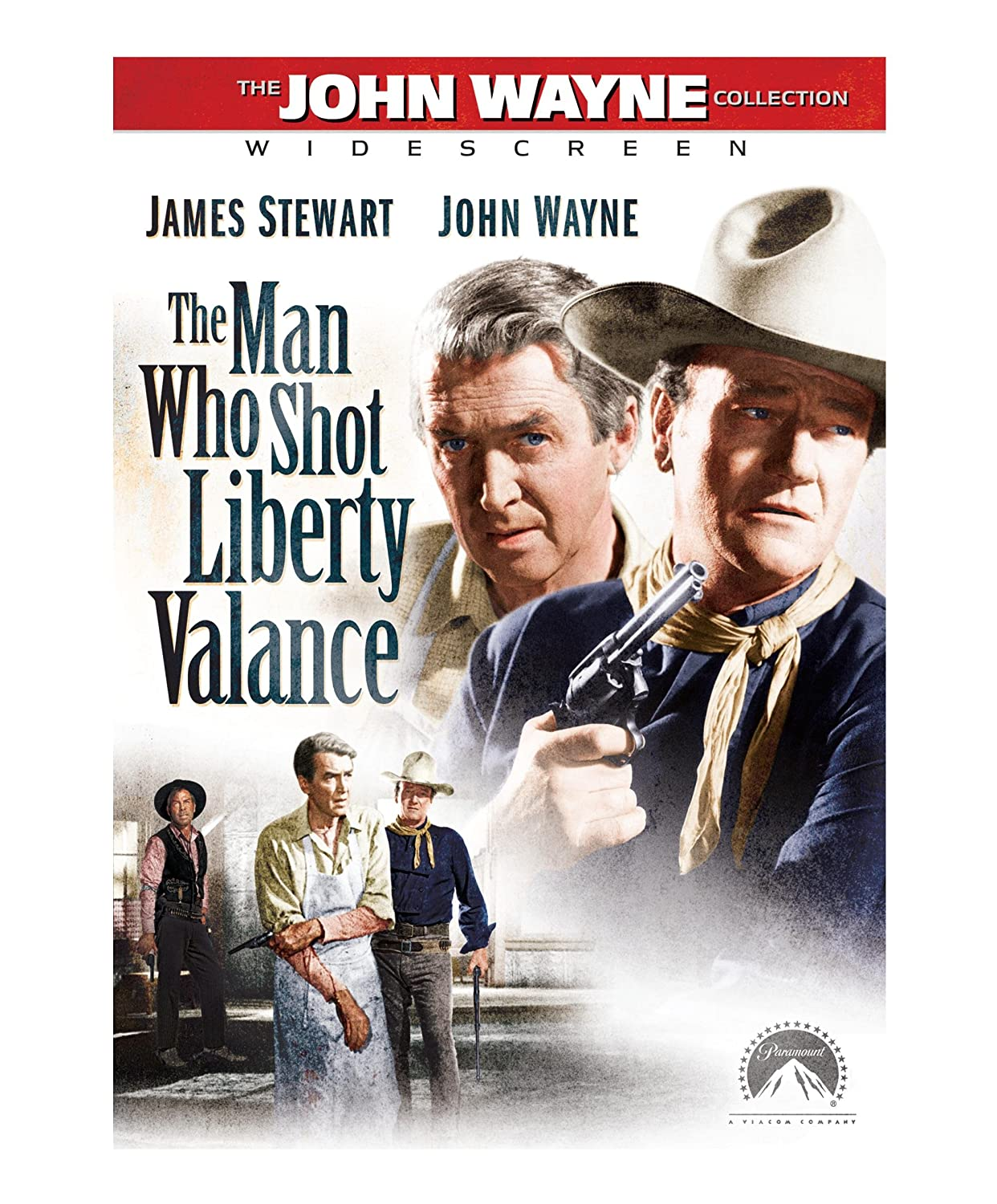 Violence To Animals In Film: The Man Who Shot Liberty Valance