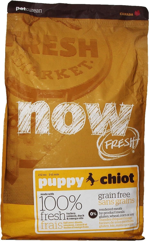 Now 152339 Fresh Grain Free Puppy Food, 12-Pound Bag