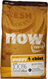 NOW! 152339 Fresh Grain Free Puppy Food, 12-Pound Bag