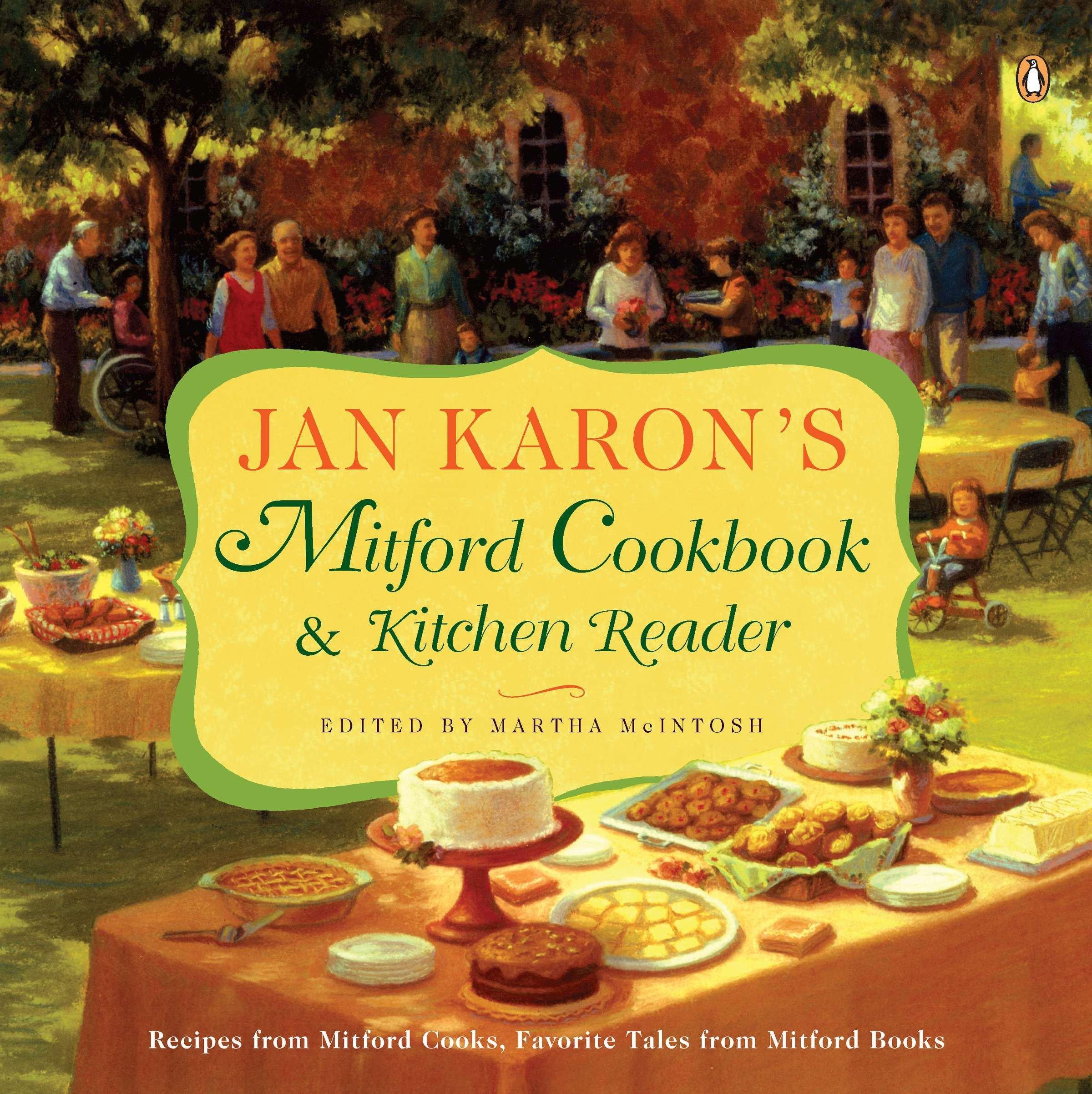 Jan Karon's Mitford Cookbook and Kitchen Reader PDF