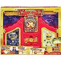 Treasure X Ninja Hunters Battle Pack. The Ultimate Ninja Dojo with Battle - Unbox & transform this playset. Experience 3…