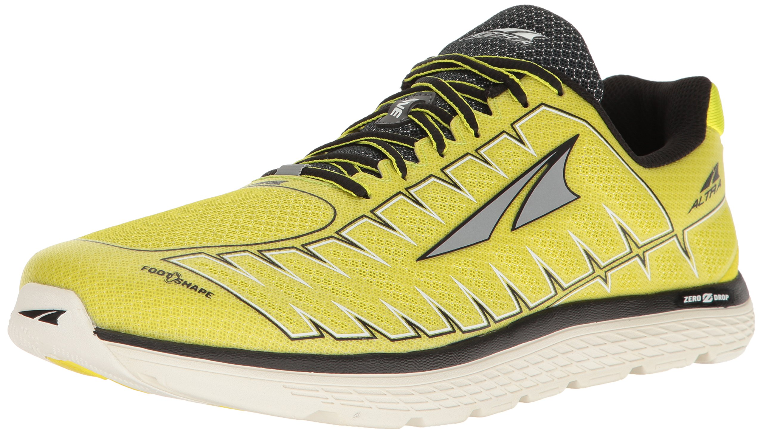 Altra Men's One V3 Running-Shoes, Lime, 12.5
