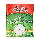 Melitta 628354 Disc Coffeemaker Filters