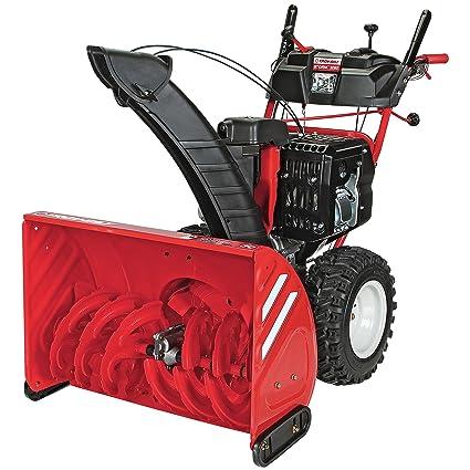 amazon com troy bilt storm 3090 357cc electric start 30 inch two