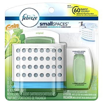Amazon.com: Febreze Air Freshener, Small Spaces Air Freshener ...