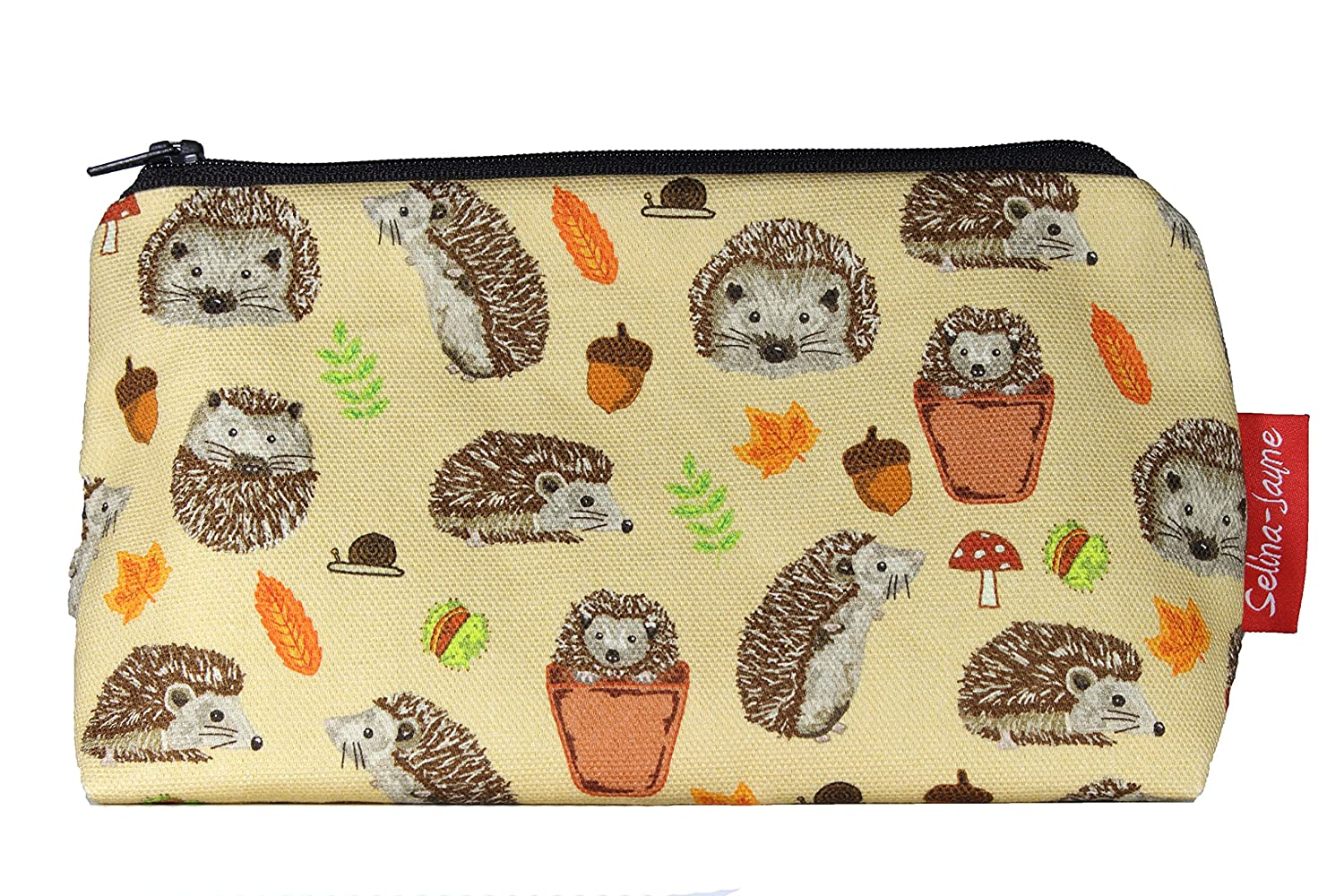 decdbd630a81 Hedgehogs selina-jayne Limited B01FRG7C84 Bag Toiletry Designer ...