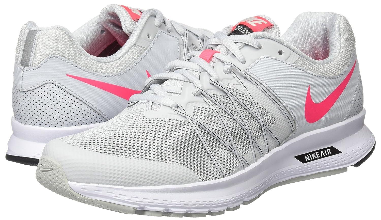 free shipping edce6 29899 Nike Air Relentless 6, Chaussures de Running Entrainement Femme, (Pure Gris  Platinum Racer Pink-Black-White), 37.5 EU  Amazon.fr  Chaussures et Sacs
