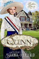 Quinn: (A Sweet Western Historical Romance) (Pendleton Petticoats Book 9) Kindle Edition