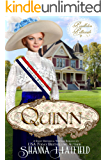 Quinn: (A Sweet Western Historical Romance) (Pendleton Petticoats Book 9)