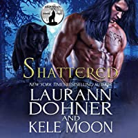 Shattered: Nightwind Pack, Book 2