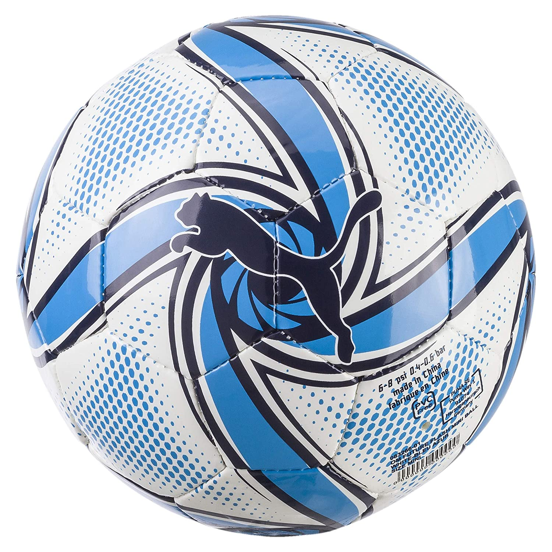 PUMA OM Future Flare Mini Ball Balón de Fútbol, Adultos Unisex ...