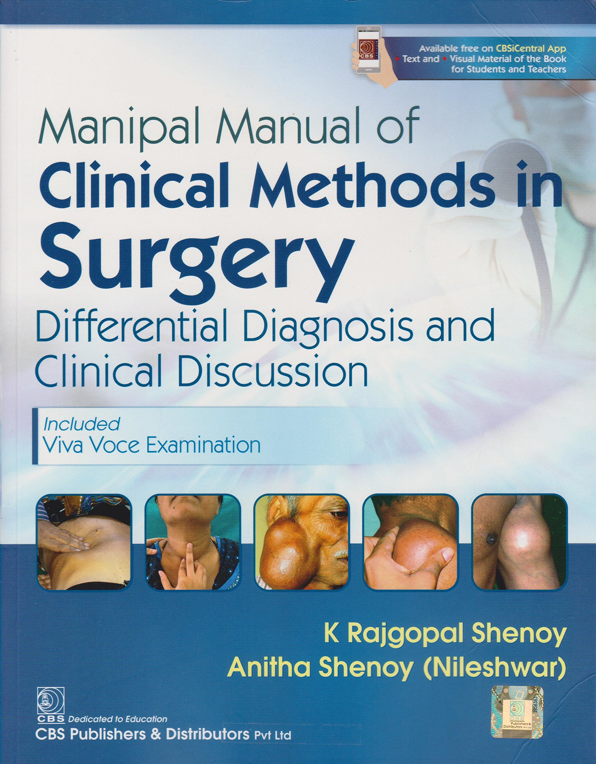 Amazon.in: Buy Manipal Manual Of Clinical Methods In Surgery Book Online at  Low Prices in India | Manipal Manual Of Clinical Methods In Surgery Reviews  & ...