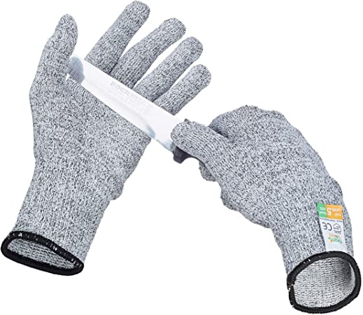 Schnittschutz Handschuh schnittfest Arbeitshandschuhe Kl.5 Gr.9