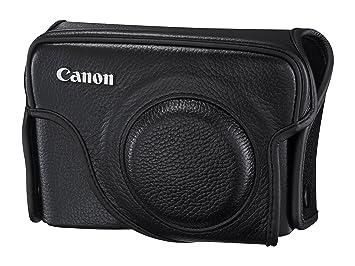 Canon SC-DC65A - Funda para cámara PowerShot G11, Negro