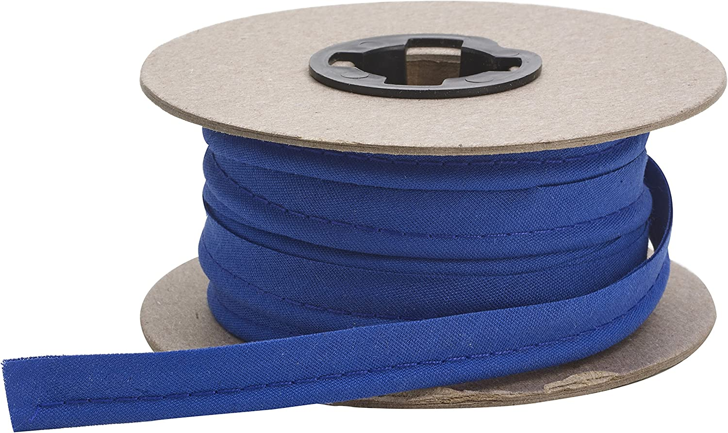 Cobalt Pearl 1//2 Wide Broadcloth Cord Piping 25 yd