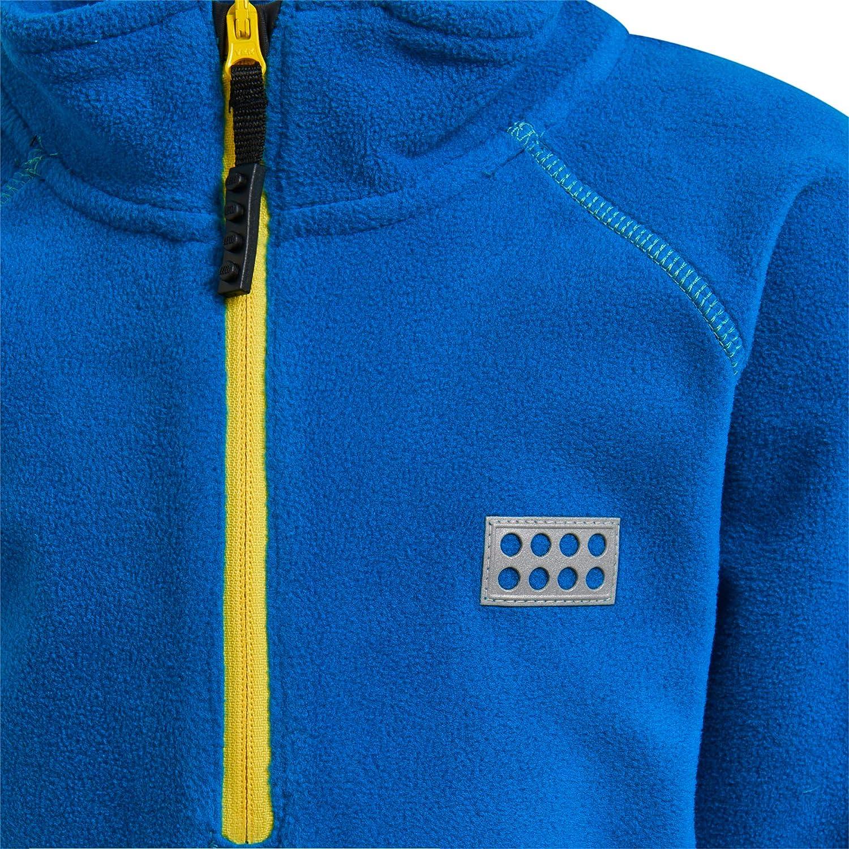 Herstellergr/ö/ße:116 Lego Wear Jungen Lego Unisex LWSIAM 703-Fleecepullover Pullover Blue 545 Blau