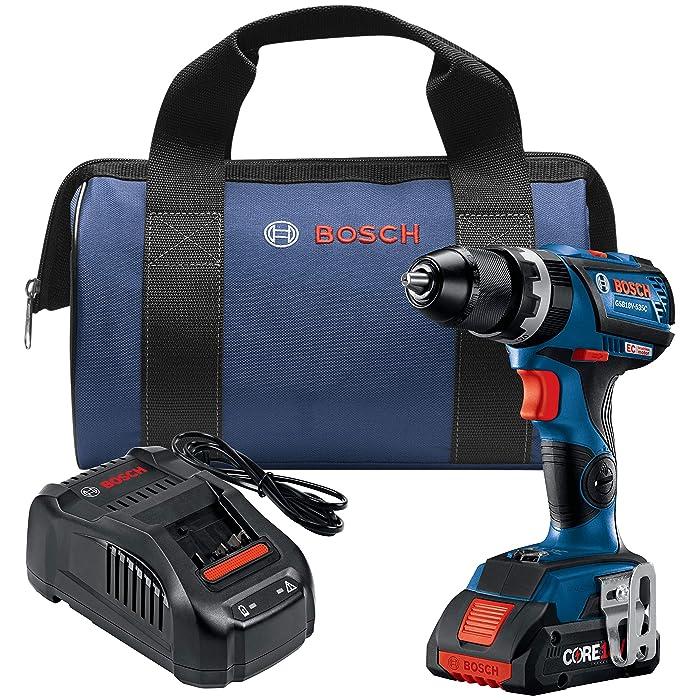 Most advanced Bosch cordless hammer drill: Bosch GSB18V-535CB15