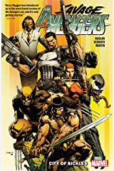 Savage Avengers Vol. 1: City Of Sickles (Savage Avengers (2019-)) Kindle Edition