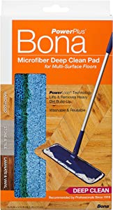 Bona Hardwood Power Plus Deep Cleaning Pad