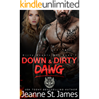 Down & Dirty: Dawg (Dirty Angels MC Book 7) (English Edition)