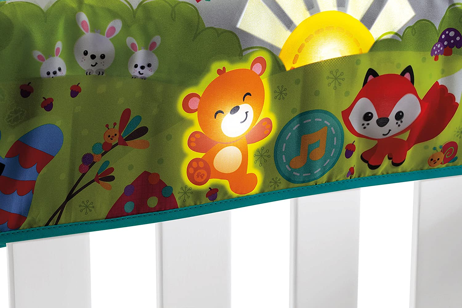 Fisher Price Crib Soother Fisher Price Rainforest
