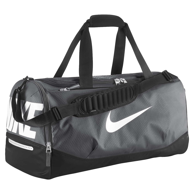 Nike Mens Max Air Graphic Duffle Bag Gray Medium  Amazon.ca  Shoes    Handbags 28ce49913f836