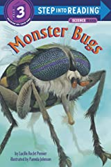 Monster Bugs (Step into Reading) Kindle Edition