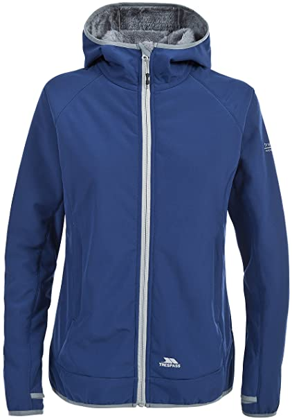 541701714 Amazon.com: Trespass Women's Imani Soft Shell Jacket: Clothing