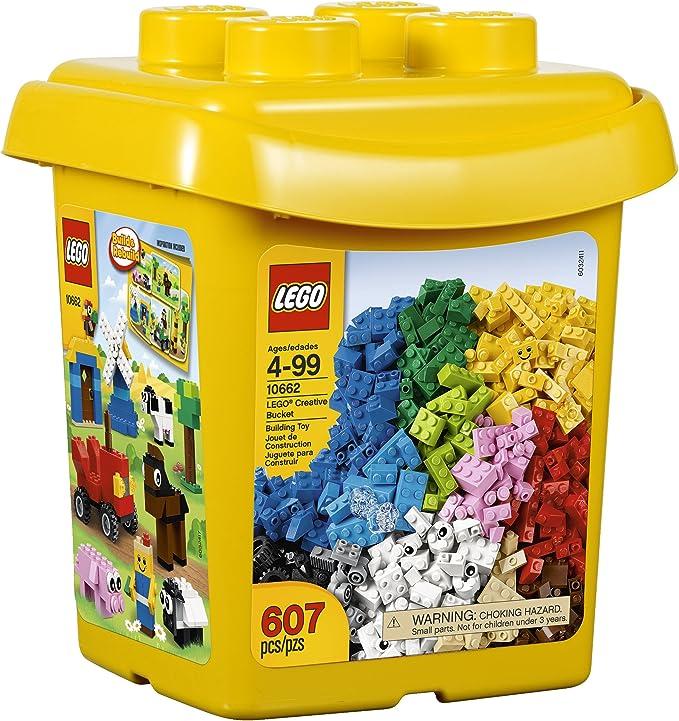LEGO Cubo Creativo: Amazon.es: Juguetes y juegos