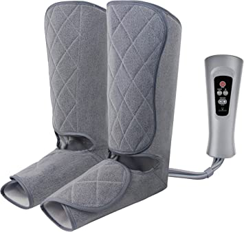 Oliver James Leg Massager for Circulation and Relaxation with Heat