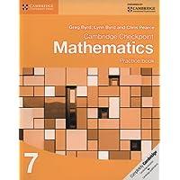 Cambridge Checkpoint Mathematics. Practice Book Stage 7. Per le Scuole superiori