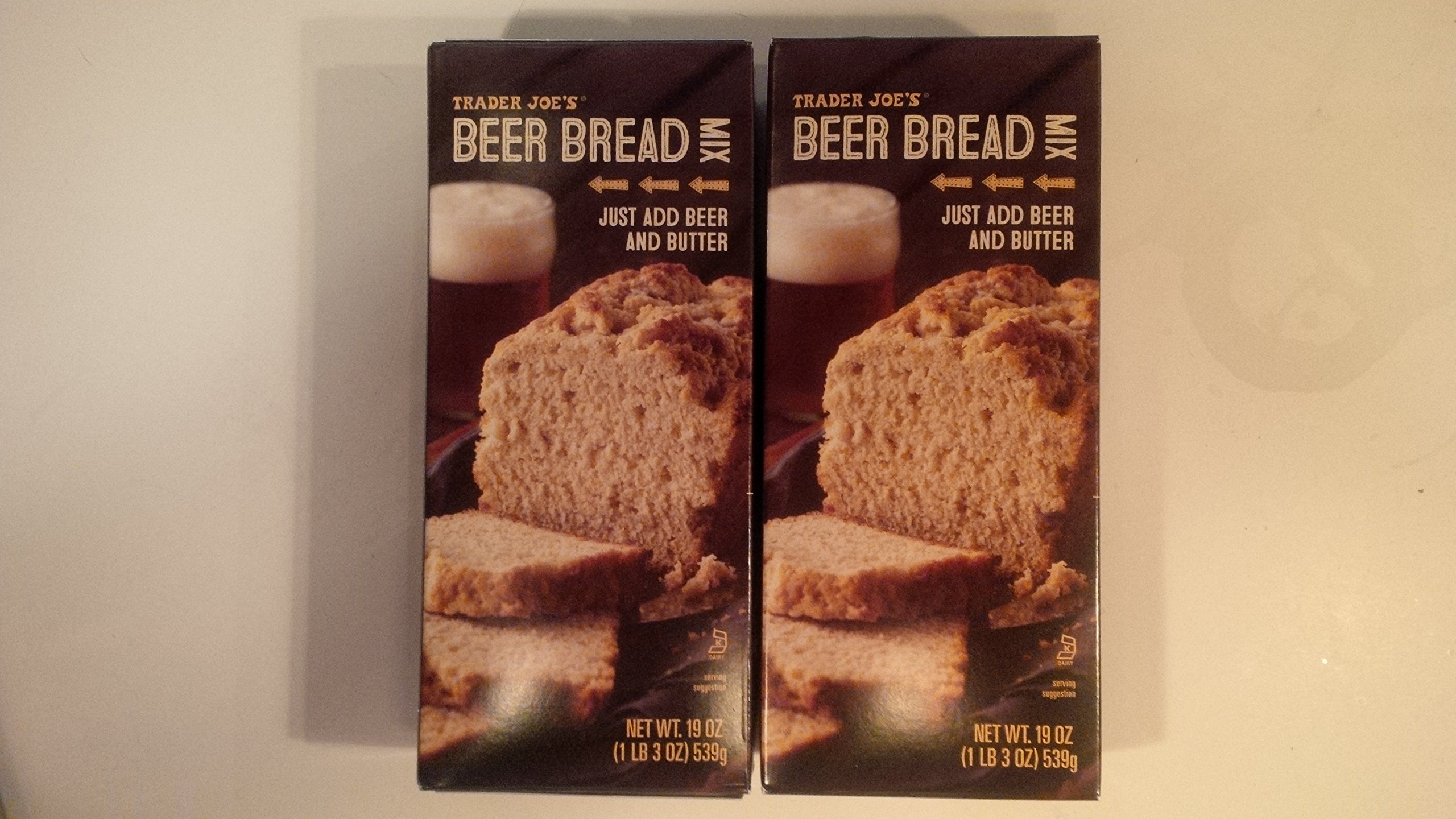 Trader Joe's Beer Bread Mix ( 2 PACK)