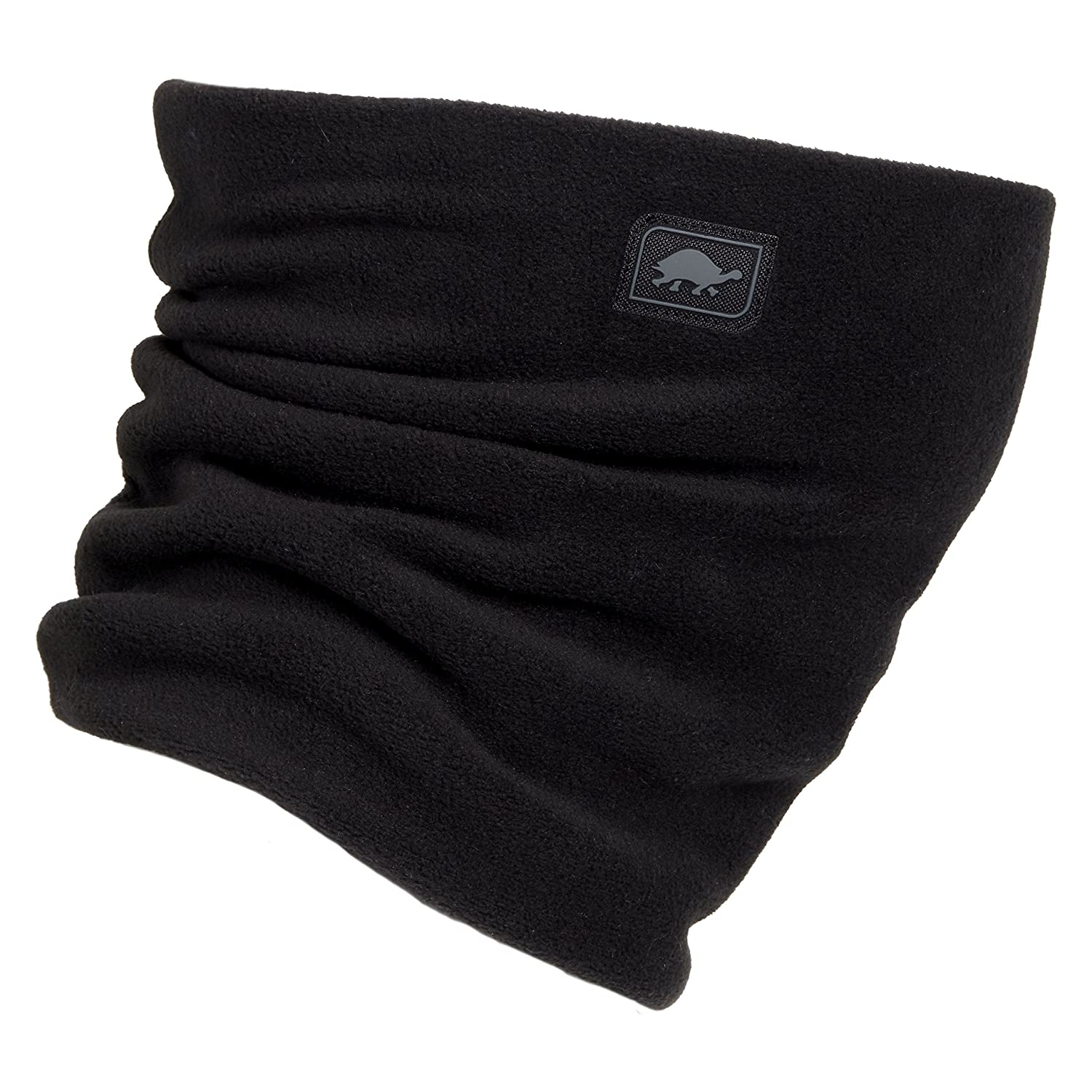 Turtle Fur Kids Chelonia 150 Classic Fleece Neck Warmer Black FBA_30336101