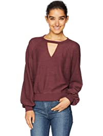 ad48a00a13 O Neill Women s Kennedy Knit Pullover Top