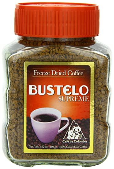 Com Café Bustelo Supreme Instant Ground Coffee 3 52 Ounce Prime Pantry
