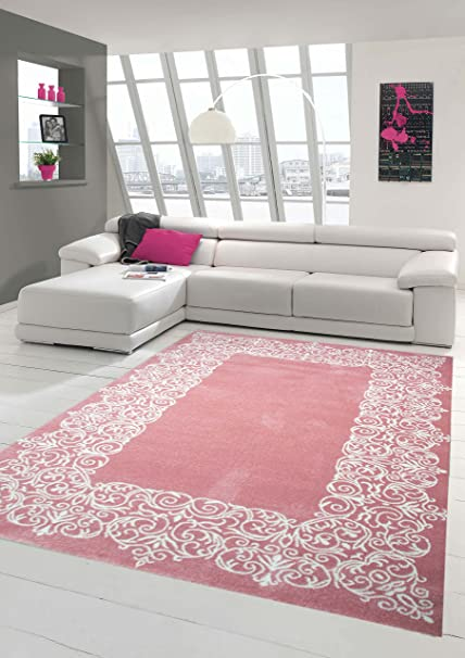 Design rug Contemporary rug Living room rug Short pile Rug with ...