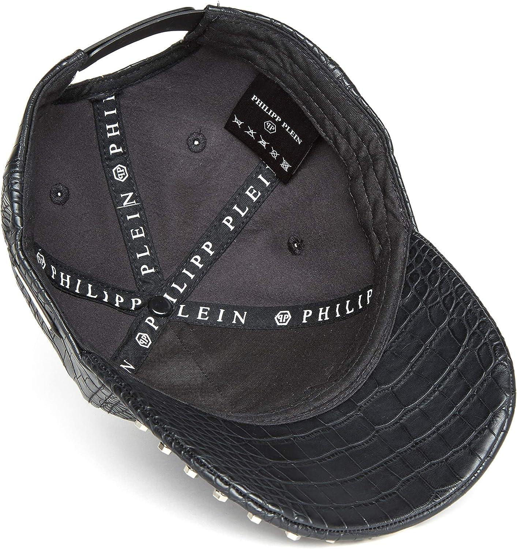 Philipp Plein - Gorra de béisbol - para Hombre Negro Negro Talla ...