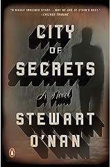 City of Secrets: A Novel Kindle Edition