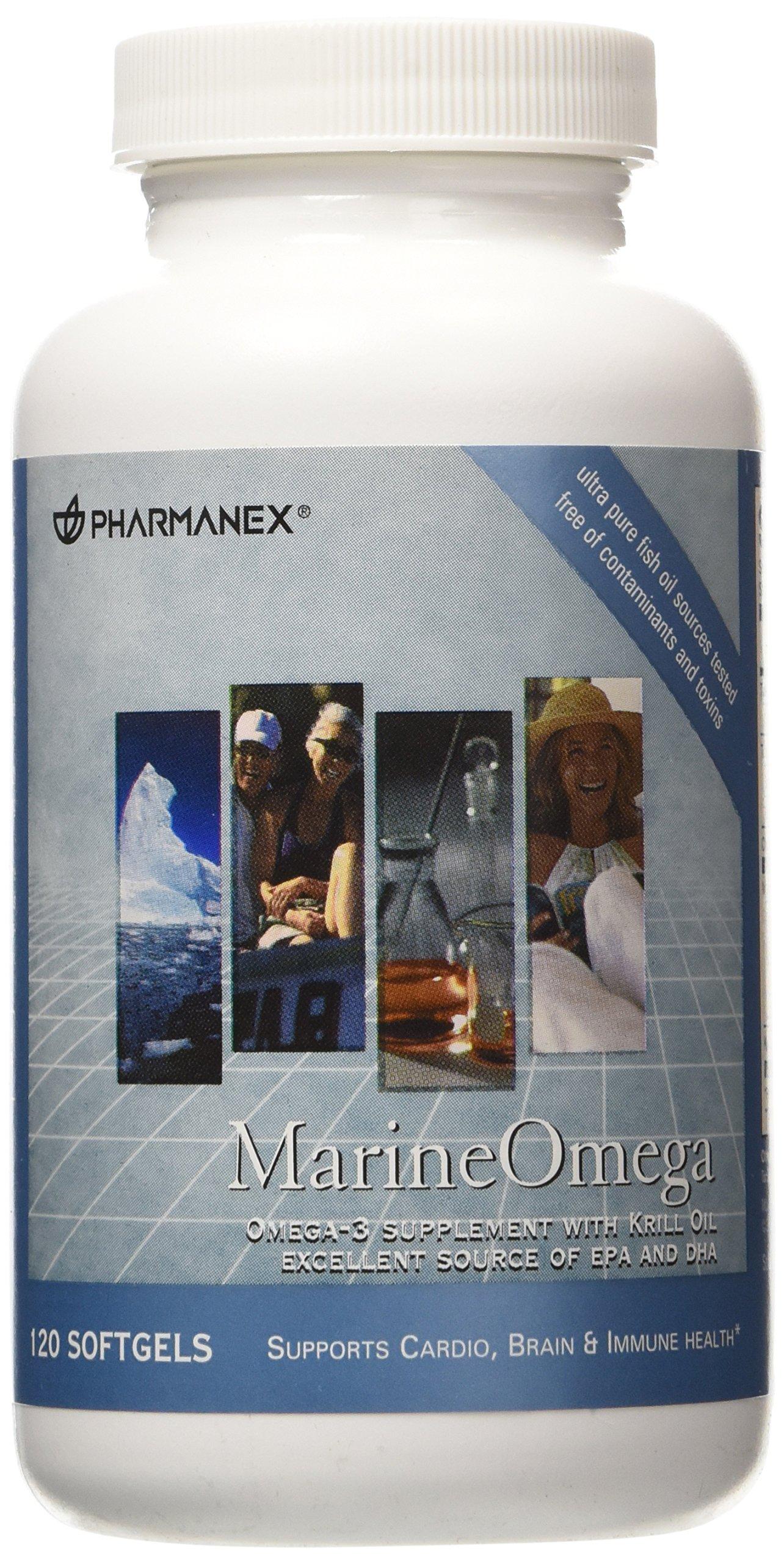 Nuskin Nu Skin Pharmanex Marine Omega, Omega-3 supplement