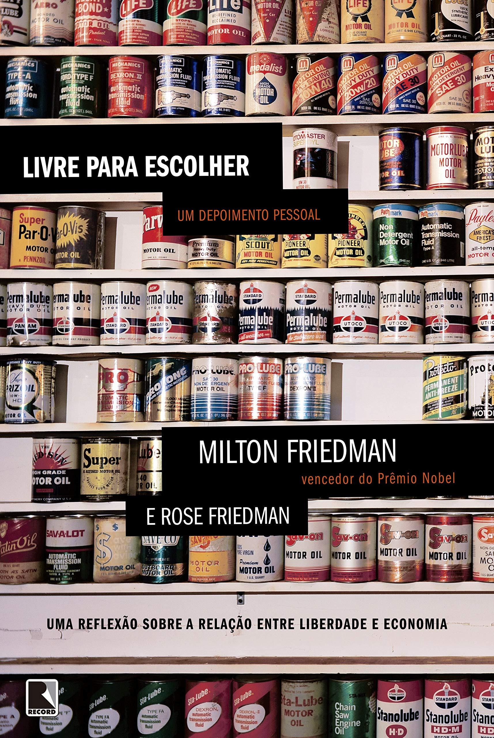 Livre para escolher: Um depoimento pessoal | Amazon.com.br