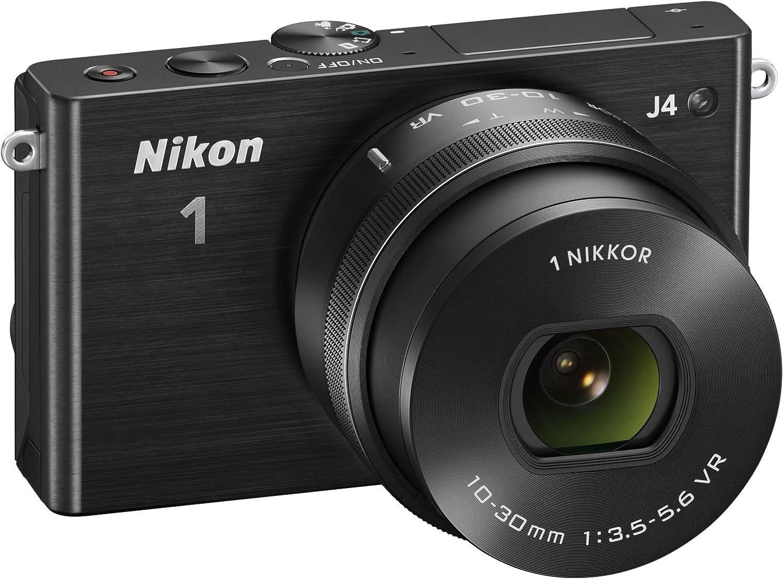 Nikon 1 J4 Systemkamera 3 Zoll Kit Inkl 10 30mm Kamera