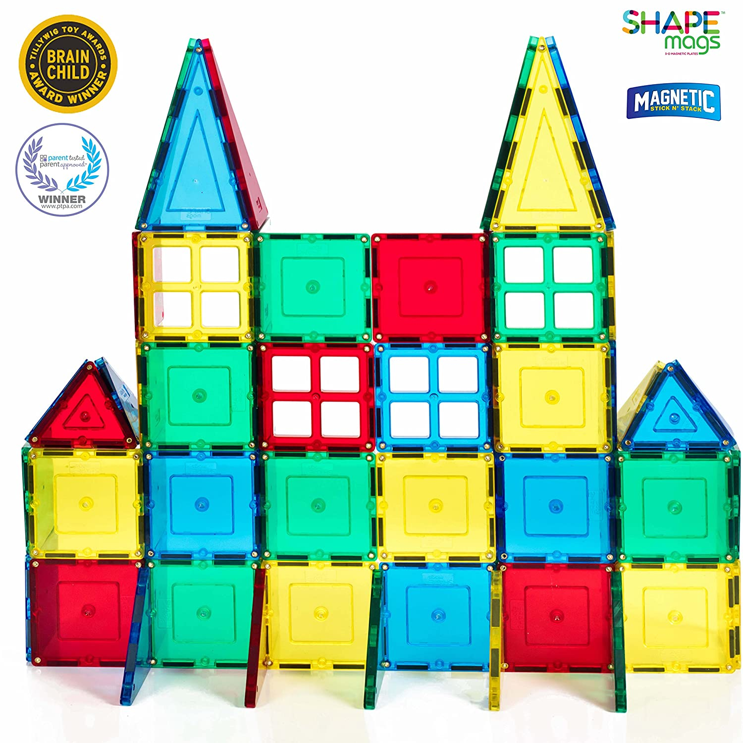 The Best Magnetic Building Tiles 4