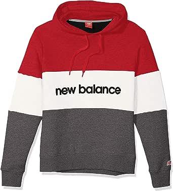 NEW Balance Hoody Hoodie Sweatshirt Jumper Grey New