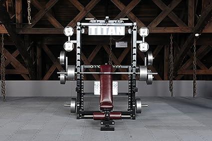 titan fitness t2 x multi press gym