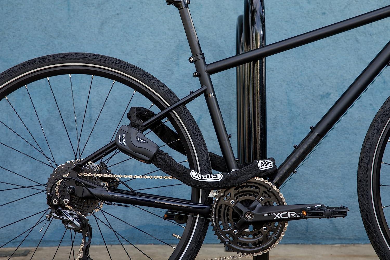 Abus Fahrradschloss 1060 85 Black Schwarz 10 Mm 85 Cm Abus Auto