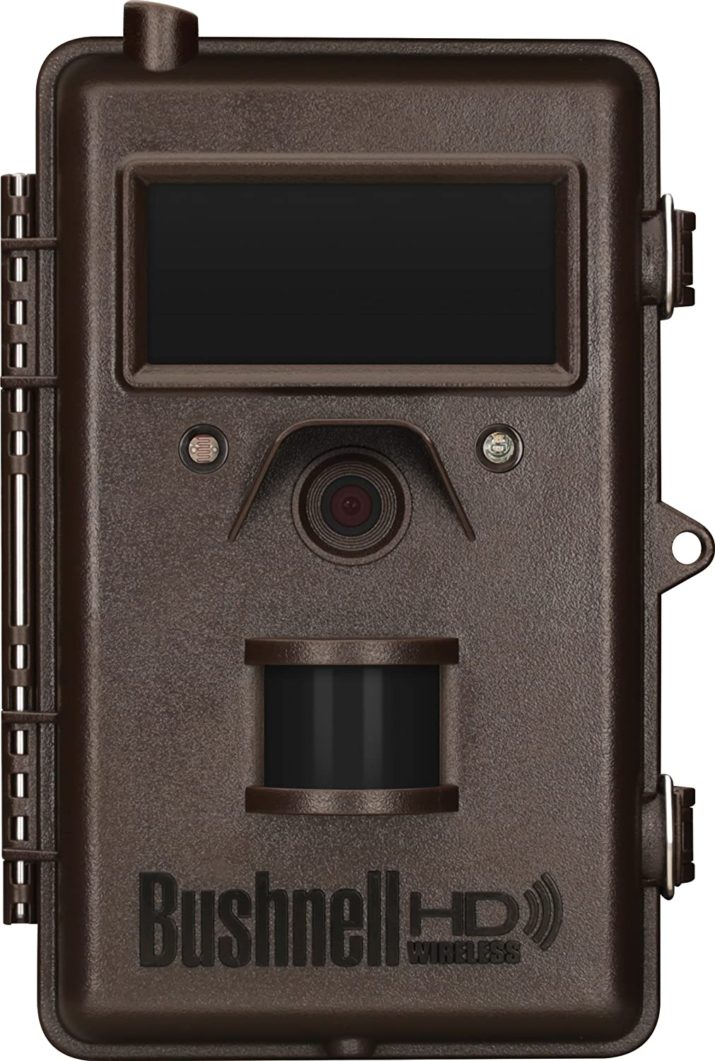 Bushnell 8MP Trophy Cam HD Wireless Black LED Trail Camera with Night Vision
