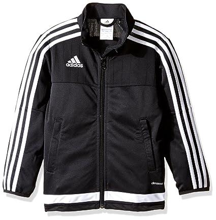 6e3c8a97c7ad Amazon.com  adidas Youth Soccer Tiro 15 Training Jacket  Sports ...